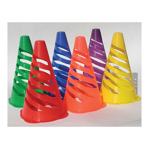 Flex Cones 9''- Set of 6