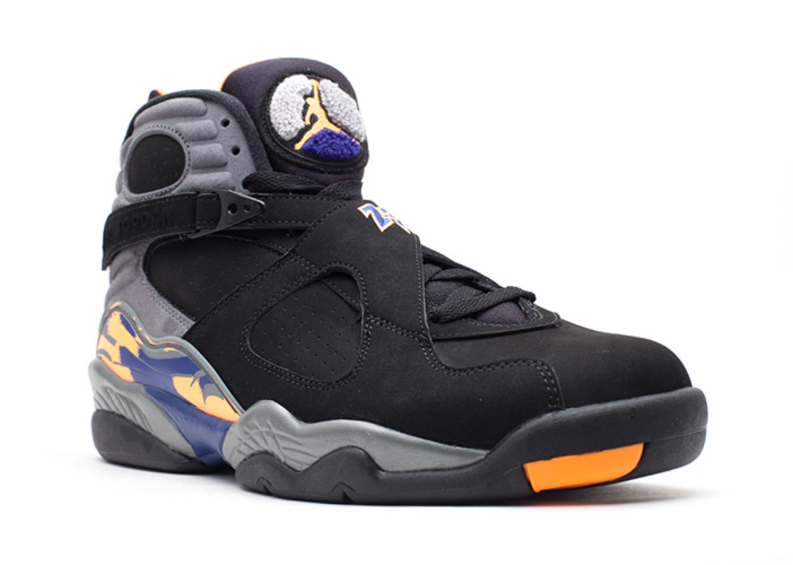 0cf35bc312a Air Jordan - Men - Air Jordan 8 Retro 'Phoenix Suns' - 305381-043 - Size 9.5