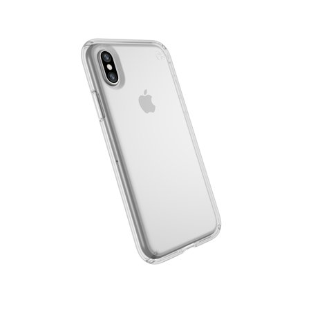 info for 6504c 1e091 Speck Presidio Clear for iPhone X, Clear