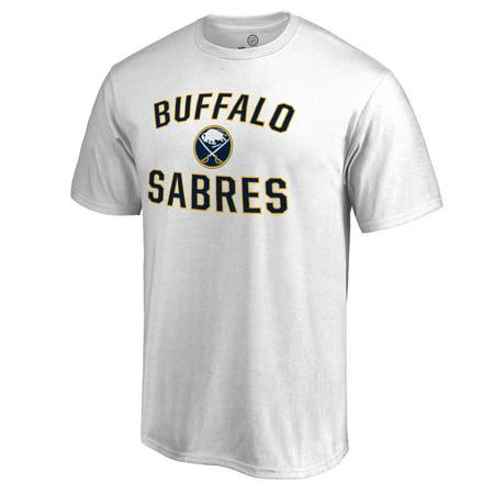 Buffalo Sabres Bag - Buffalo Sabres Victory Arch T-Shirt - White