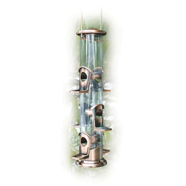 WoodLink COP6S Coppertop 6-Port Seed Feeder - image 1 de 1