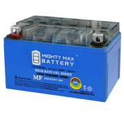 YTX7A-BS GEL Battery Replacement for Motorcycle/Power Sport