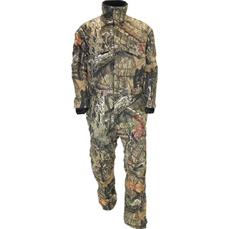 Walls Industries Mens Insulated Coveralls Mossy Oak Country Xlarge