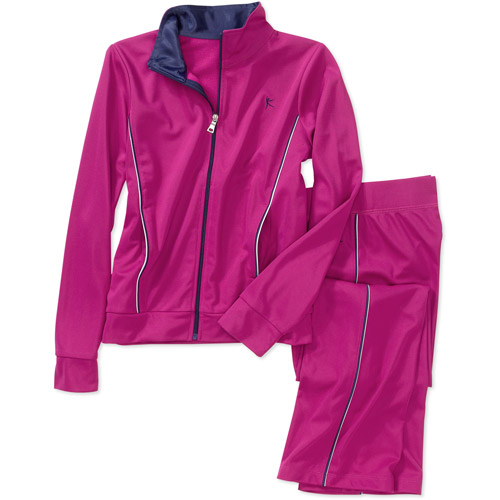 Danskin- Girls 2 Piece Track Suit