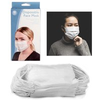 10 Disposable Face Mask Earloop Anti-Dust Mouth Cover Filter Medical Dental Nail