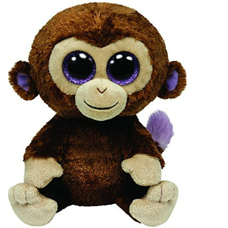 Ty Boo Buddy Coconut Monkey Medium