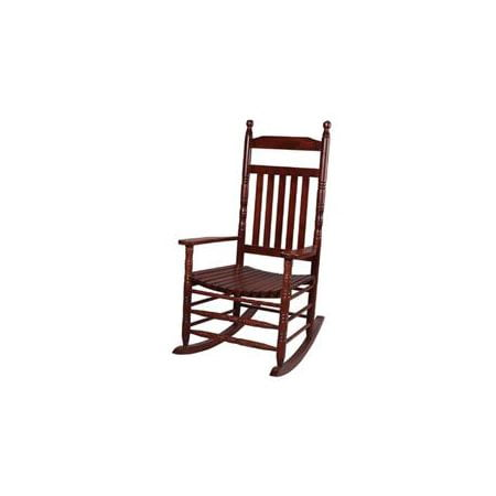 Deluxe Adult Rocking Chair in Cherry