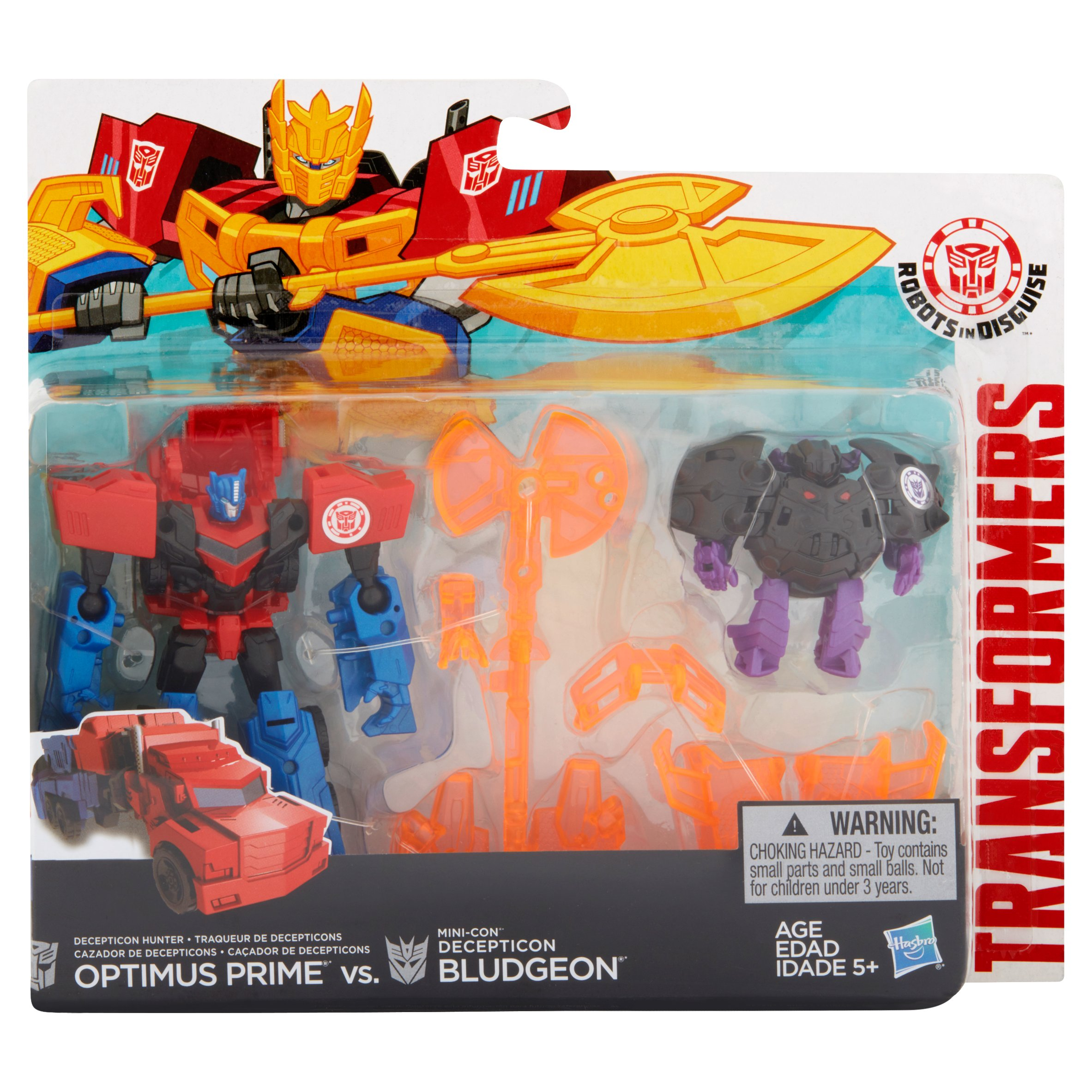 Hasbro Transformers Robots in Disguise Age 5+ by Hasbro
