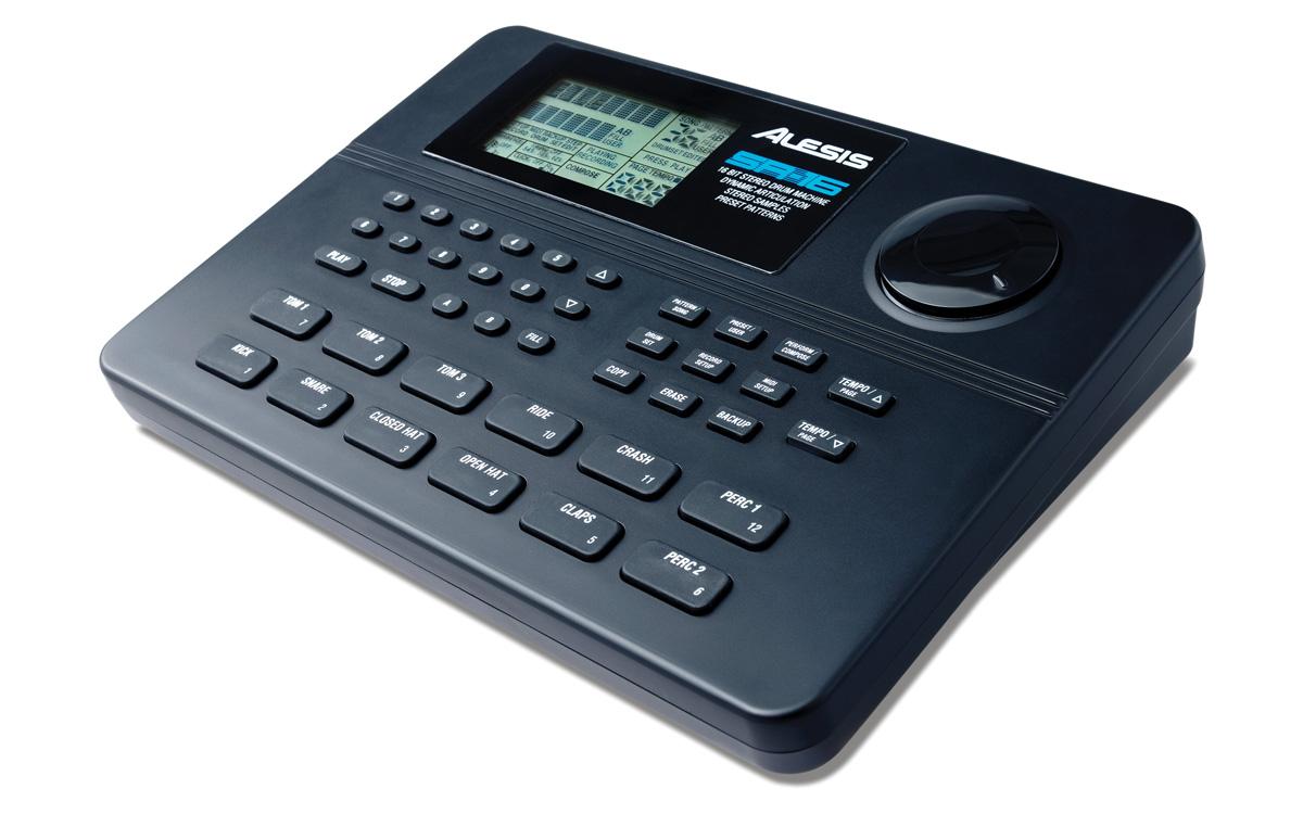Alesis Sr16 16 Bit Drum Machine With Natural Drum Sounds by Alesis