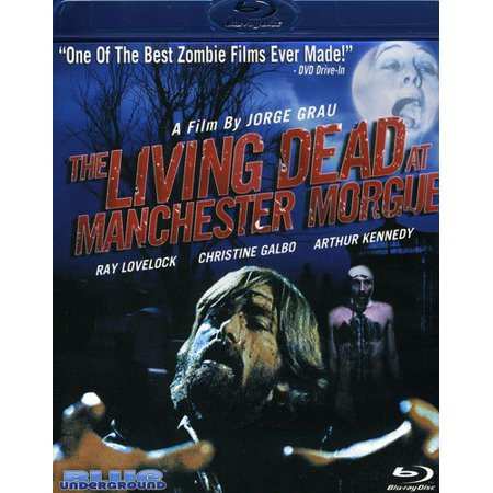 The Living Dead at Manchester Morgue (aka Let Sleeping Corpses Lie) (Blu-ray)