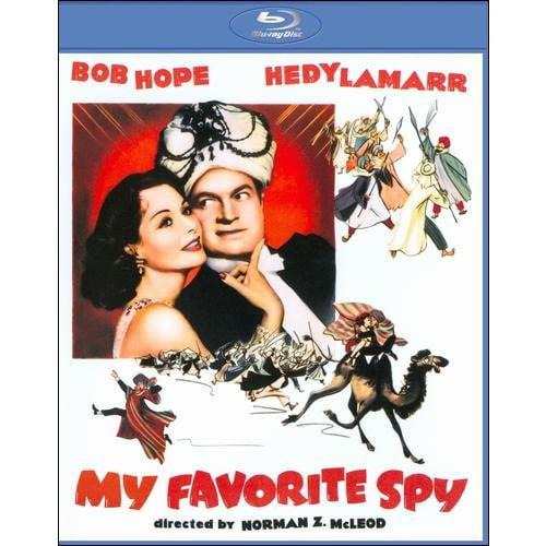 My Favorite Spy (Blu-ray) (Anamorphic Widescreen)