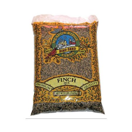 JRK SEED & TURF SUPPLY 8LB Finch Bird Food Mix