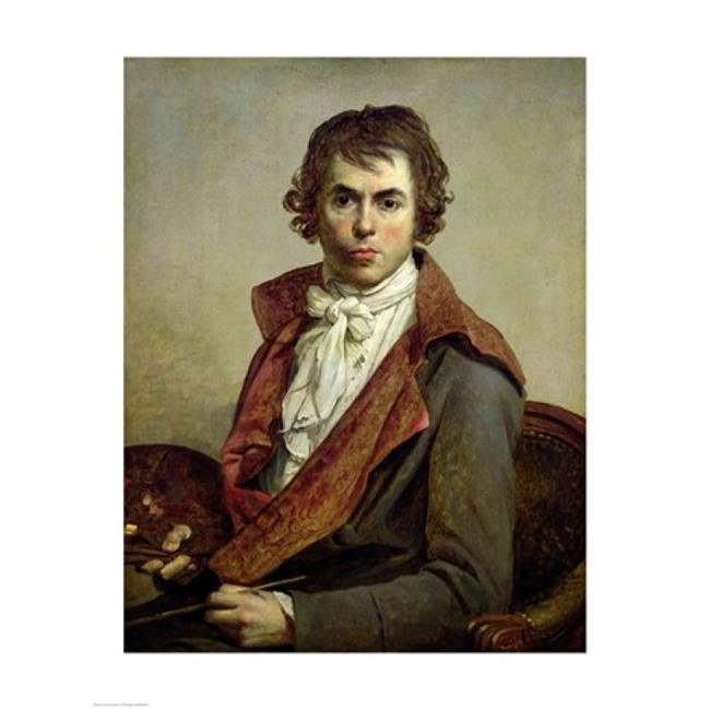 Posterazzi BALXIR24925 Self Portrait 1794 Poster Print by Jacques-Louis David - 18 x 24 in. - image 1 of 1