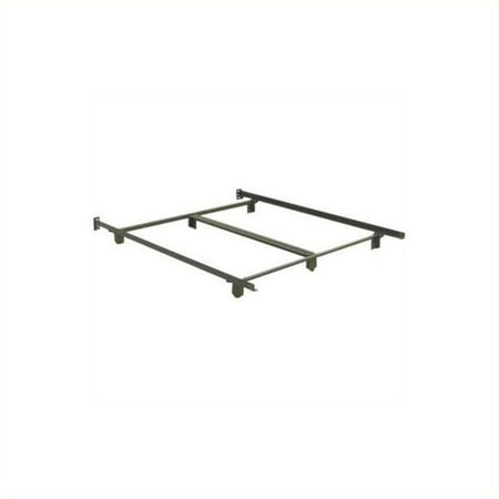 Hillsdale 6 Leg Queen and King Bed Frame - image 1 of 1