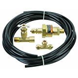 TruePower 09-1701 Automatic Compressor Tank Clog-Free Discharge Drain Kit