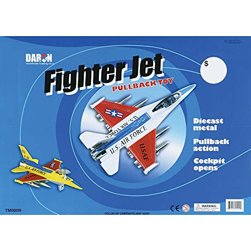 980N Jet Fighter 6pc Assortment (6)