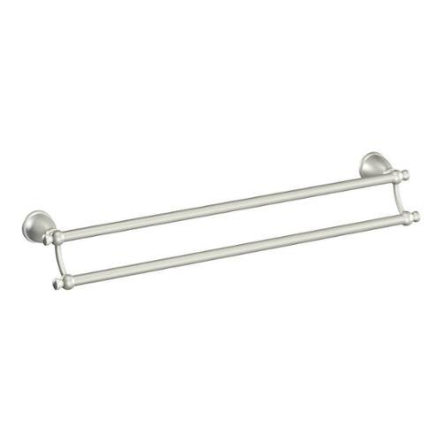 Moen Caldwell Brushed Nickel Towel Bar