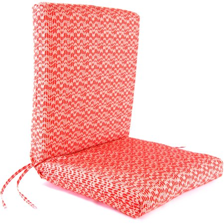 Jordan Manufacturing Outdoor Patio 1 Piece Chair Cushion Dipper