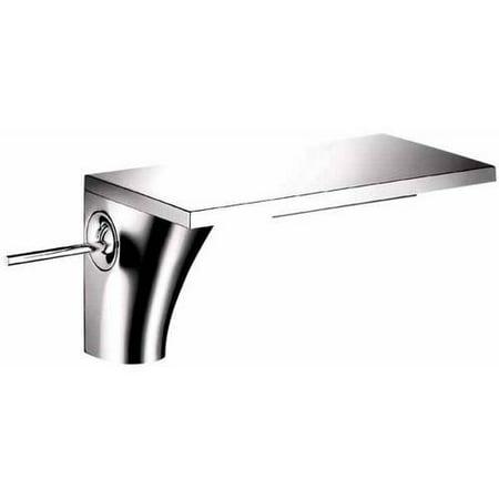 Axor Massaud Single Hole (Hansgrohe Axor 18010001 Massaud Bathroom Faucet Single Hole Faucet with Lever Handle, Chrome)