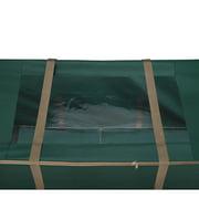Elf Stor Green Rolling Christmas Tree Storage Duffel Bag w Window for 9 Ft  Tree d5a84243c86e1