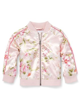bbf04dc30297 Product Image Floral Bomber Jacket (Baby Girls   Toddler Girls)