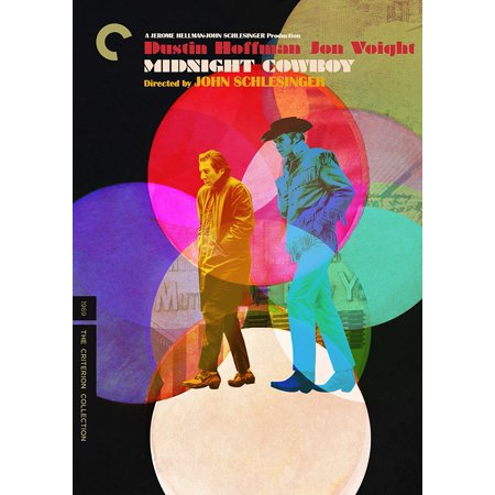 Midnight Cowboy: The Criterion Collection DVD (Midnight Syndicate Halloween Music Collection)
