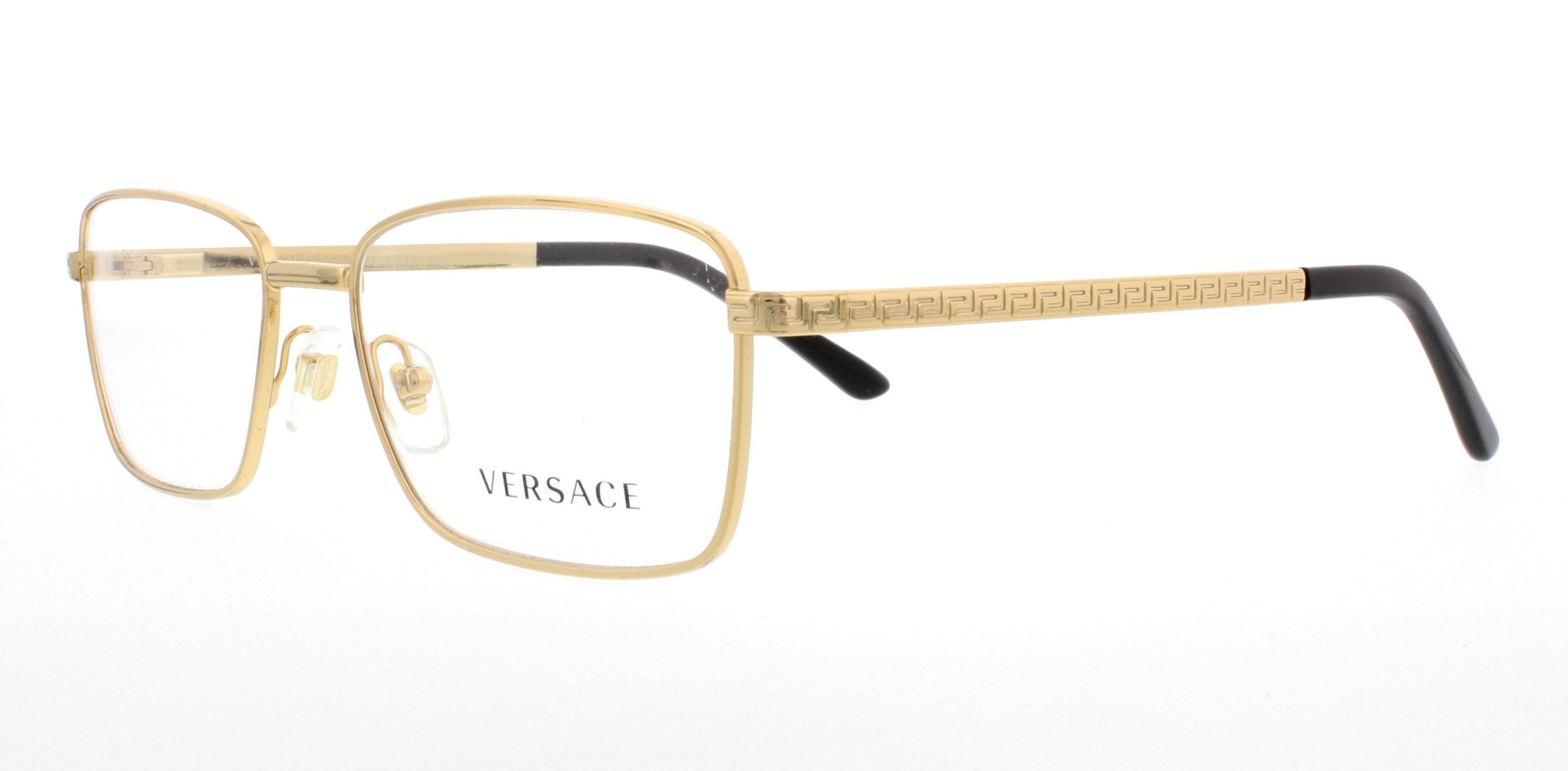 Versace Mens Glasses Gold - Best Glasses Cnapracticetesting.Com 2018