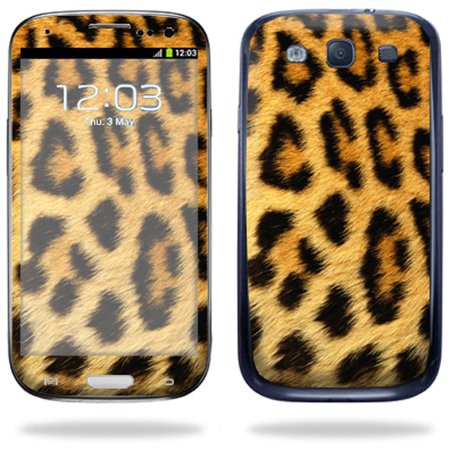 Mightyskins Protective Vinyl Skin Decal Cover For Samsung Galaxy S Iii S3 Cell Phone Wrap Sticker Skins Cheetah