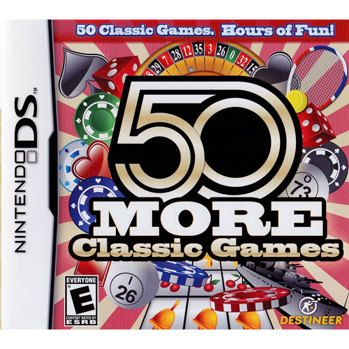 50 More Classic Games (DS)