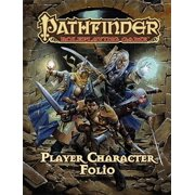Pathfinder Roleplaying Game: Pathfinder Roleplaying Game Player Character Folio (Paperback)
