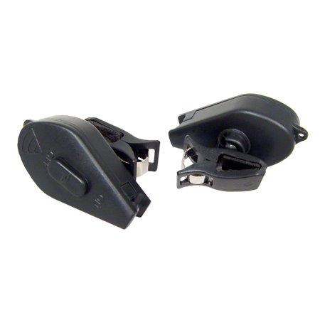 RAD-LIGHT Clip-On LED Light for Hat Brim or Glasses Frame, Hands ...