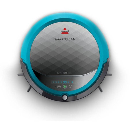 Bissell Smartclean Lithium Ion Robotic Vacuum  Up To 80 Minute Run Time  1605