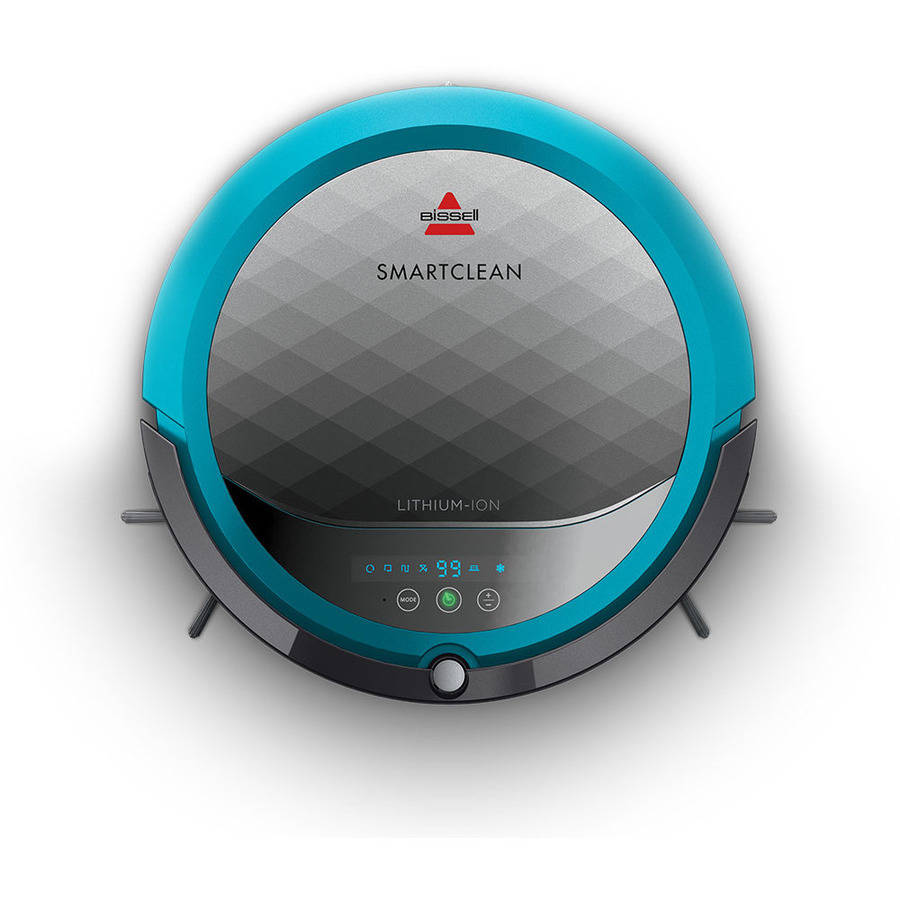 BISSELL SmartClean Lithium Ion Robotic Vacuum, Up to 80-Minute Run Time, 1605