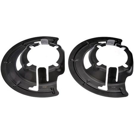 Dorman 924-483 Brake Dust Shield, Pair
