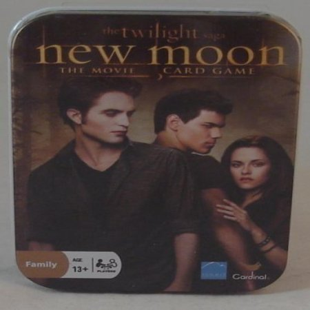 Twilight Saga New Moon The Movie Card Game