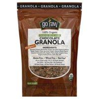 Go Raw Granola, 100% Organic, Chocolate, Live - 1 lb