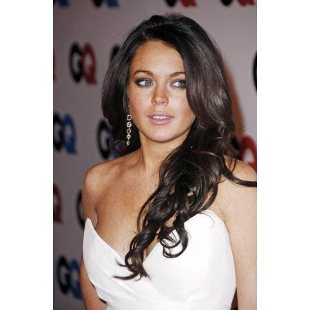 Lindsay Lohan At Arrivals For Gq Magazine 2006 Men Of The Year Dinner Sunset Tower Hotel Los Angeles Ca November 29 2006 Photo By Michael GermanaEverett Collection Celebrity