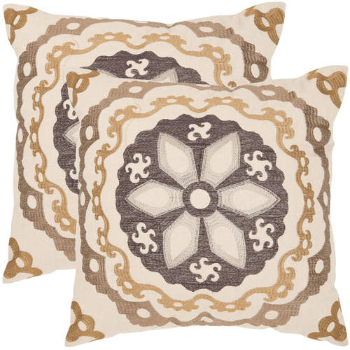 Safavieh Thea Abstract Pillow, Set of 2