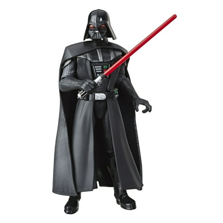 Star Wars Galaxy of Adventures Darth Vader 5-Inch-Scale Action Figure Toy ()