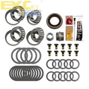 EXCEL from Richmond XL-1075-1 Differential Bearing Kit Fits 07-16 Wrangler (JK)