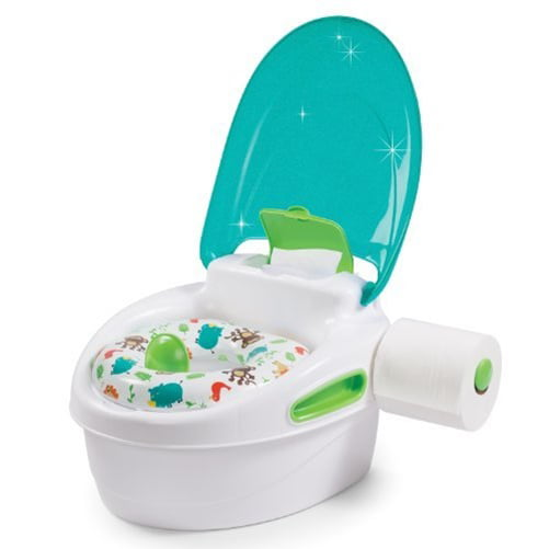 Summer Infant Step-by-Step Potty, Pink by Summer Infant