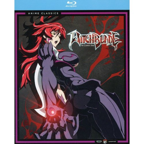 Witchblade: The Complete Series (Blu-ray) (Japanese)