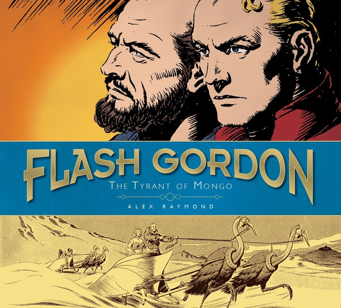 Flash Gordon: The Tyrant of Mongo