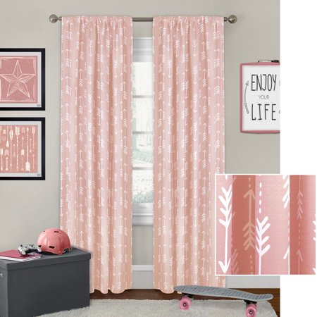 Sliding Door Applique - Better Homes and Gardens Arrows Curtain Panel