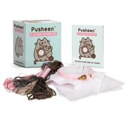 Pusheen: A Cross-Stitch Kit