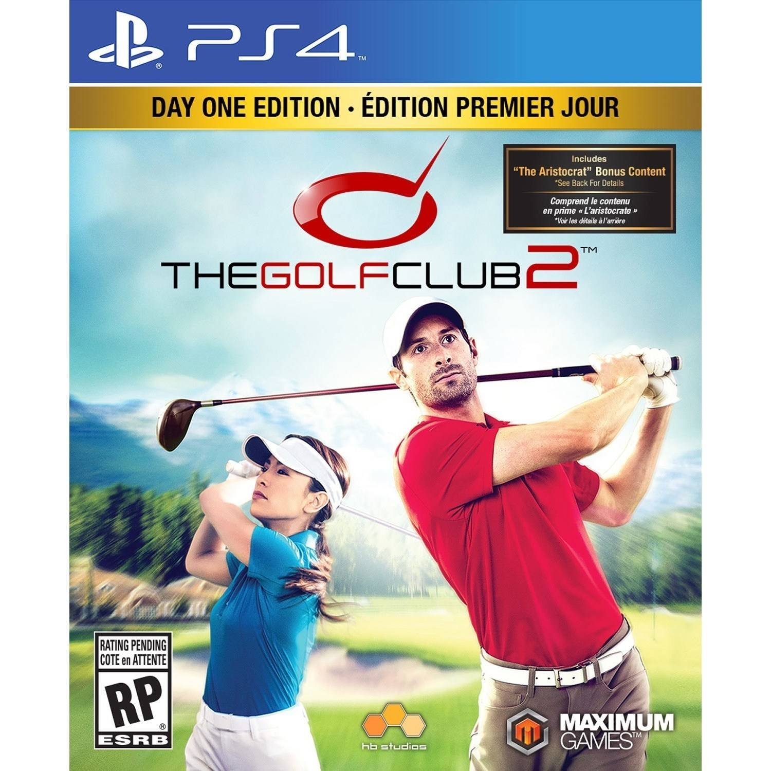 Golf Club 2 (PS4)