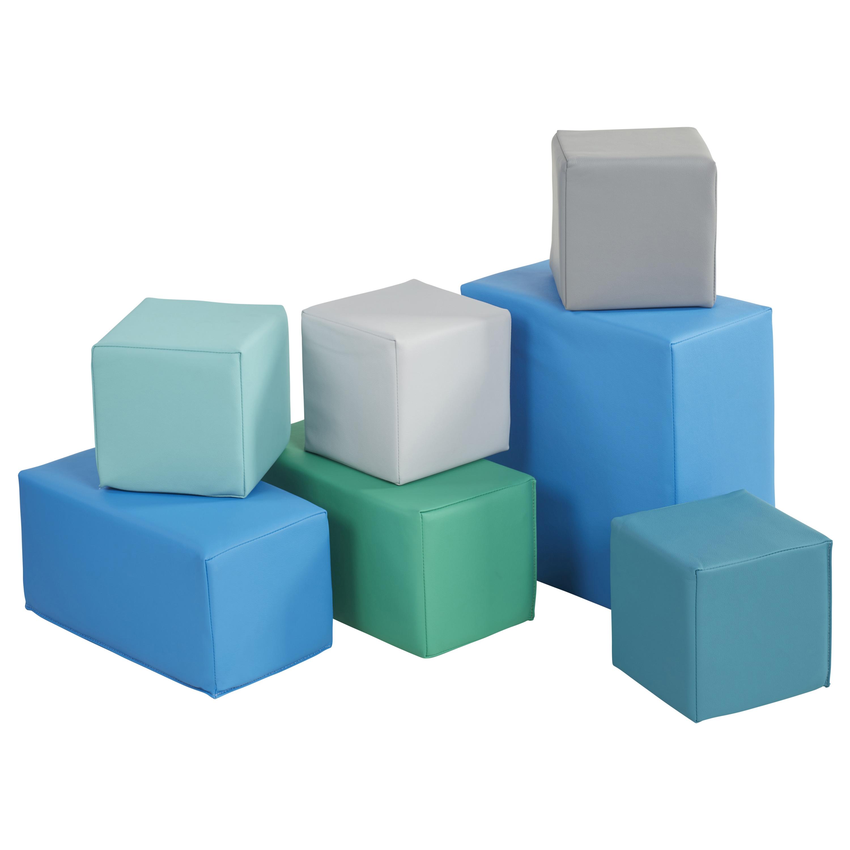 SoftZone® 7-Piece Big Blocks - Contemporary