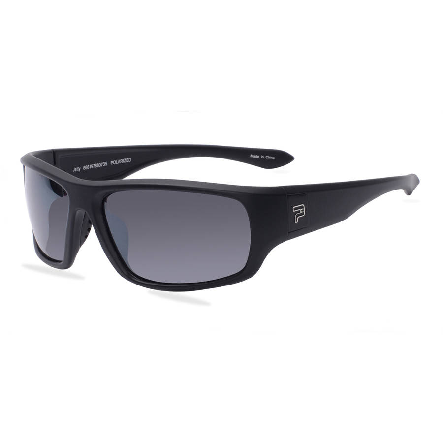 Prx Mens Prescription Sunglasses Jetty Black Walmart Com