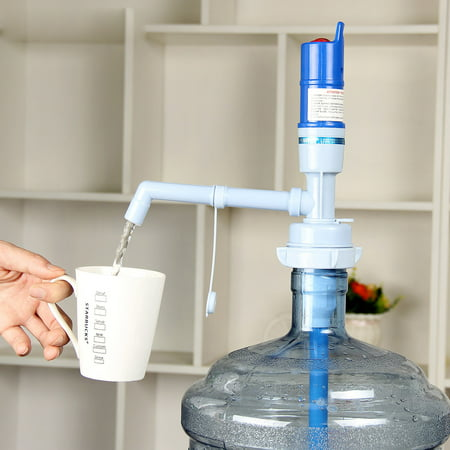 Electric Portable 5 Gallon Pump Dispenser Switch Water Bottle Drinking US Stock - image 5 of 9