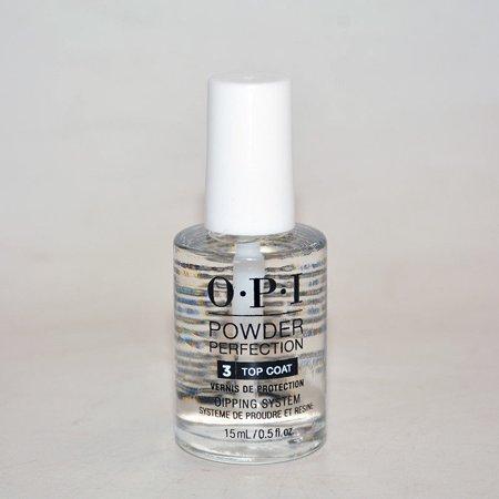 OPI Powder Perfection Dip System 3 Top Coat 0.5 Oz
